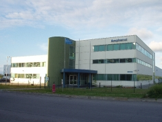 Amphenol cable assembly factory in Tallinn