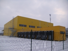 Extension to the cargo terminal of Tallinn airport (Cargo III)